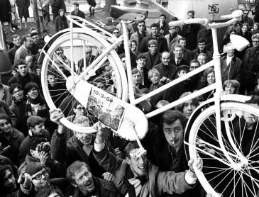 Provo White Bicycle Plan