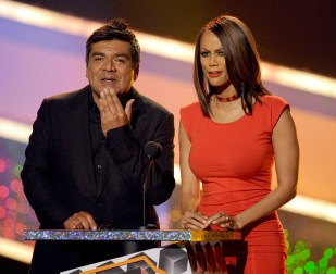 George Lopez; Tyra Banks