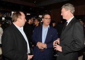 Bill Clark, Andy Garcia, Chris McGurk