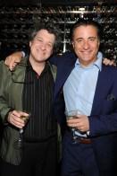 Raymond De Felitta and Andy Garcia