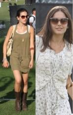 Camilla Belle wearing Jason Wu for Seberg sunglasses