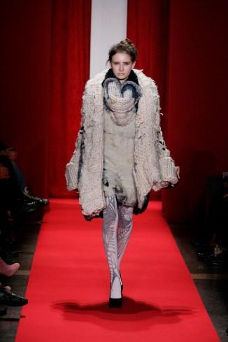 Amanda Henderson (Critic award winner, knitwear)