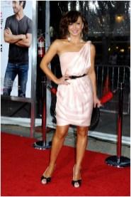 Karina Smirnoff wearing Black Halo
