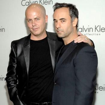 Italo Zucchelli and Francisco Costa