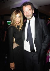 Carine Roitfeld and Remo Ruffini