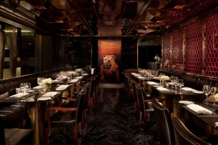 Mezzanine - Alfie's Dining Room