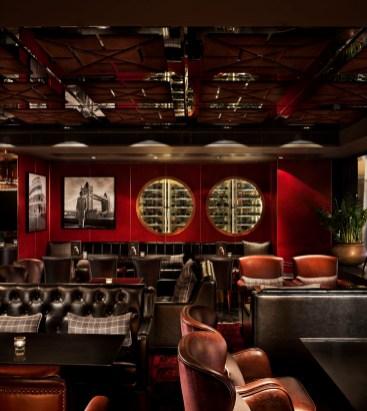 Mezzanine - Alfie's Lounge