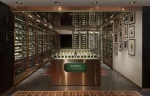 Mezzanine - Berry's Fine Wine Reserve