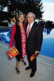 Sir Jackie Stewart; Heather Stewart