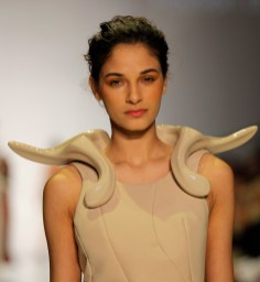 Brenna Riley, BFA Fashion Design, and Mariah Groves, BFA Industrial Design
