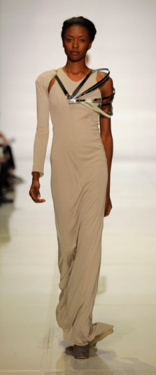 Caroline Cecile Evju, BFA Fashion Design, and Mariah Groves, BFA Industrial Design