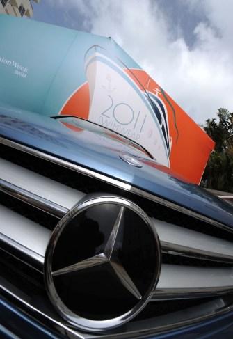 Mercedes-Benz Fashion Week Swim 2011