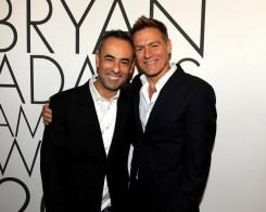 Francisco Costa and Bryan Adams