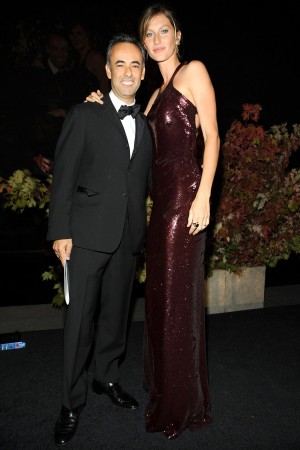 Francisco Costa, Gisele Bundchen