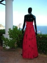 Capri - Abito Alta Moda dello stilista Michele Miglionico.2