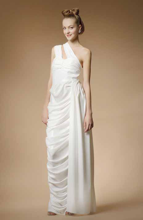 Yuna Yang Spring 2011 My Black Wedding Dress