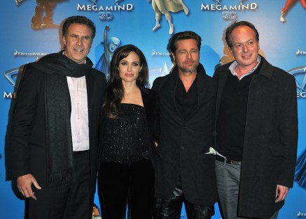 'Megamind' Paris Premiere