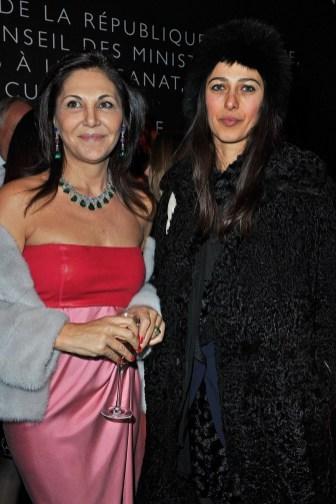 Beatrice Bulgari; Olivia Magnani