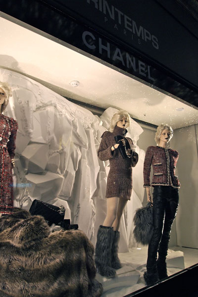 Chanel at Printemps