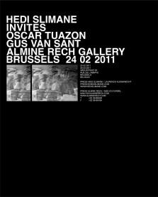Hedi Slimane Invites