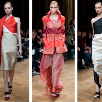 Talbot Runhof Fall/Winter 2011