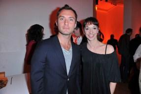Jude Law & Marta Romagna