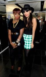 Estelle and Jameela Jamil