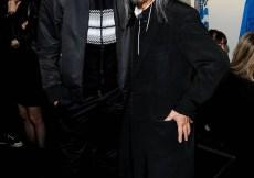 Zinedine Zidane and Yohji Yamamoto