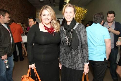 Abby Hoeffner & Kristin Ford