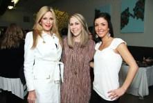 Karen Luter, Sabra Girard & Marybeth Wilcox