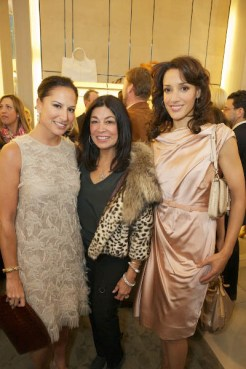 Toni Canada, Dusty Stemer and Jennifer Beals
