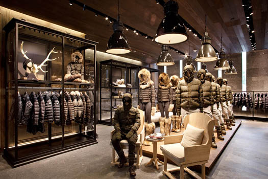 Moncler Opens New Beijing Outpost