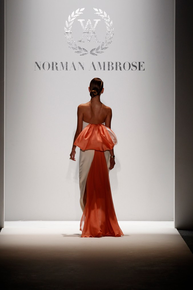 NORMAN AMBROSE SS12 NEW YORK 9/12/2011