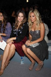 Sophia Bush and Ashley Tisdale