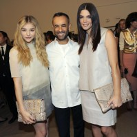 Chloe Moretz, Francisco Costa, Ashley Greene