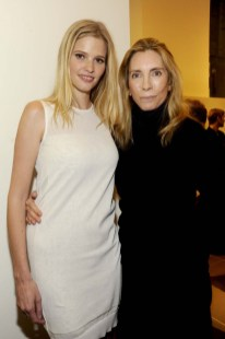 Lara Stone and Tonne Goodman