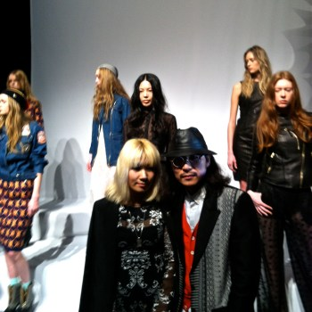 """Concept Korea Fashion Collectives F/W 2012"""