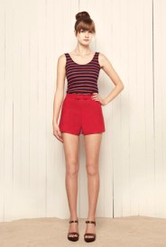 Betina Lou SS12 Arielle and Chloe Red