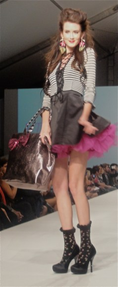 """Betsey Johnson Fall 2012"""