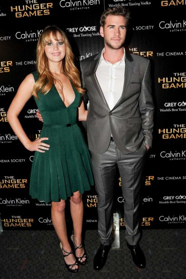 """Lionsgate with The Cinema Society & Calvin Klein Collection Host a Special Screening of """"The Hunger Games"""""""
