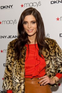 Ashley Greene visits Macy's Herald Square on March 29, 2012 in New York City in support of DKNY