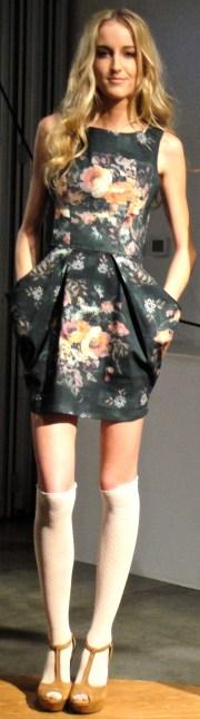"""Leila Shams Spring/Summer 2013"""