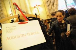 Harumi Klossowska de Rola takes a look through Augustin Teboul's collection