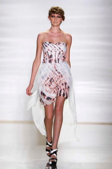 New York fashion Week Spring/Summer 2013 Collection