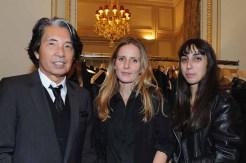 Kenzo Takada; Odely Teboul; Annelie Augustin