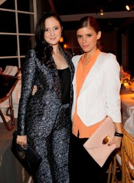 Andrea Riseborough and Kate Mara