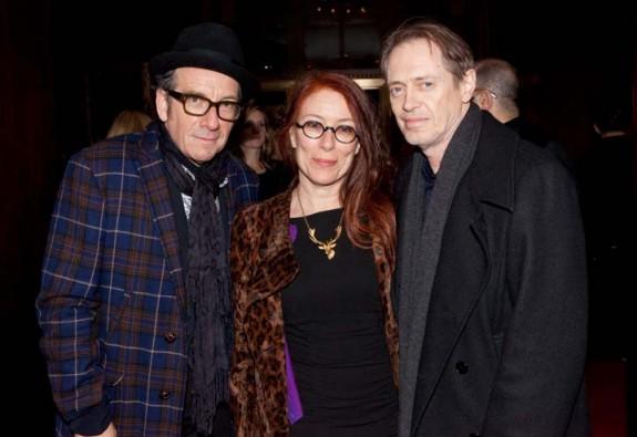 Elvis Costello, Jo Andres, Steve Buscemi