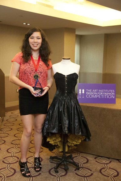 Mary Lum 2012 Fashion Design Grand Prize Winnter