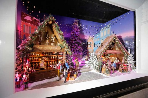 LORD & TAYLOR 2012 HOLIDAY WINDOWS