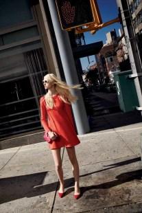 Polly Knit Dress, Freja Crossbody